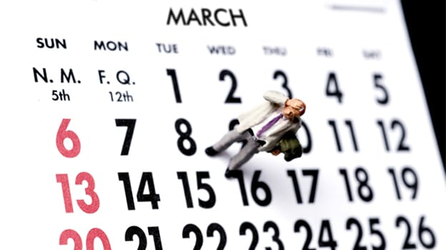 March rings in madness for HR managers