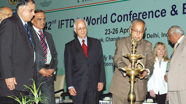 IFTDO Conference: 'Be the change you wish to see'