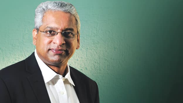 Ajit Isaac: From HR to world of finance
