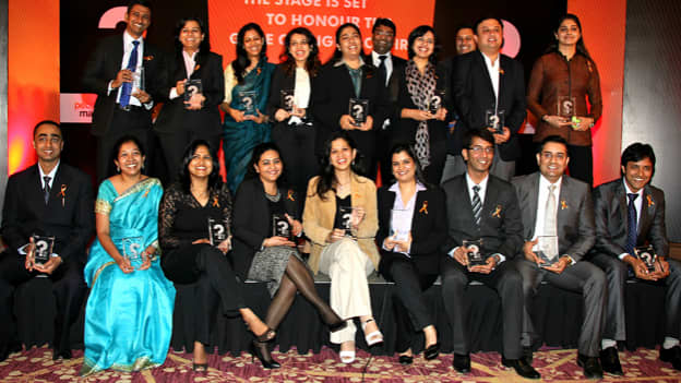 Congratulations to the Winners of 'Are You In The List' 2013