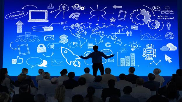 Social media can help overcome shortfalls of training