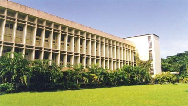 Rank 3: Indian Institute of Management, Calcutta