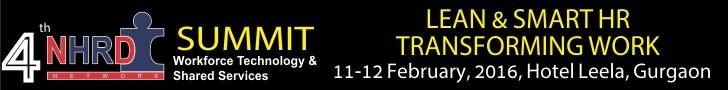 4th NHRDi Network | SUMMIT Workforce Technology & Shared Services | 11-12 February, Hotel Leela, Gurgaon