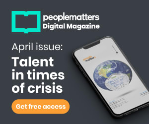 April issue: Talent in times of crisis   Get free access