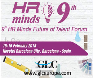 HR minds 9th | HR Minds Future of Talent Forum | 15-16 February 2018, Novotel Barcelona City, Barcelona - Spain