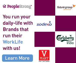 You run your daily-life with Brands that run their WorkLife with us!