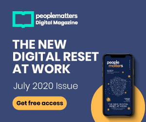 The New Digital Reset at Work | People Matters July 2020 Issue