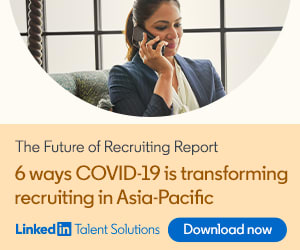 The Future of Recruiting | Download the Report