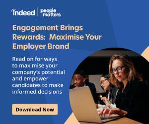 Engagement Brings Rewards: Maximise Your Employer Brand