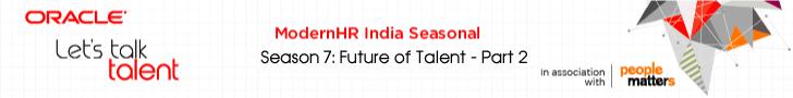 Oracle   People Matters, Let's Talk Talent Season 6