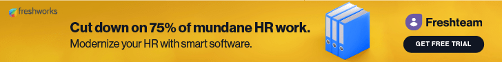 Freshworks | The smart HR software for growing businesses