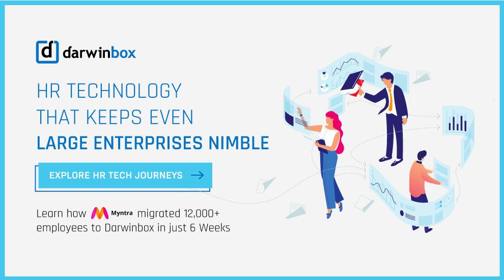 HR Technologyies that Keeps Even Large Enterprises Nimble