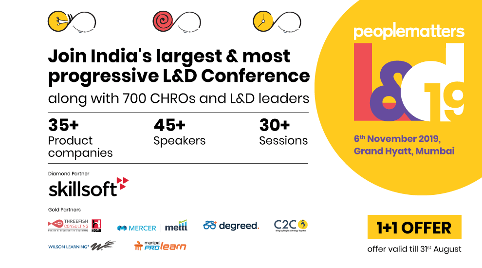 Join India Largest & Most Progressive L&D Conference