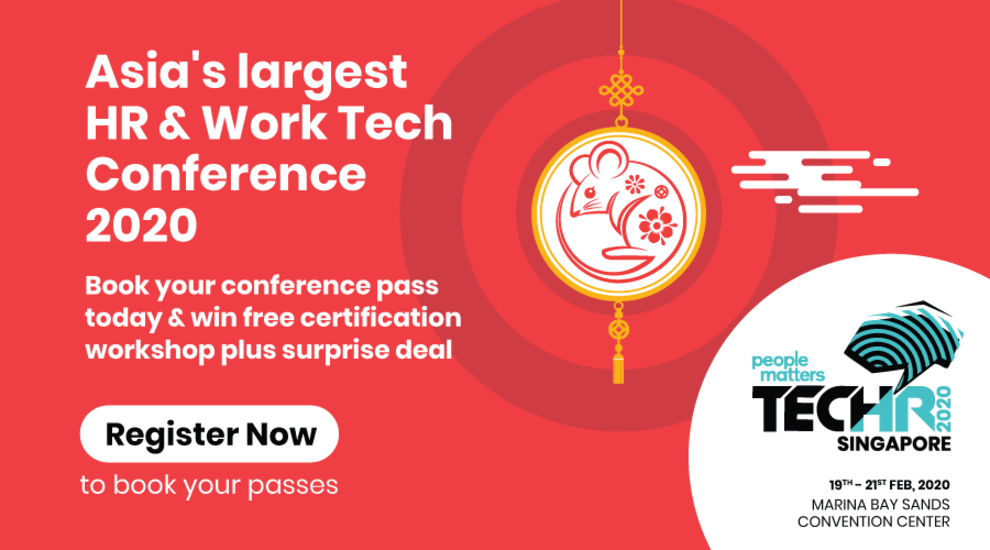 People Matters TechHR 2020, Asia's Largest HR & Work Tech Conference | It's Bigger, Better, Bolder. By Design