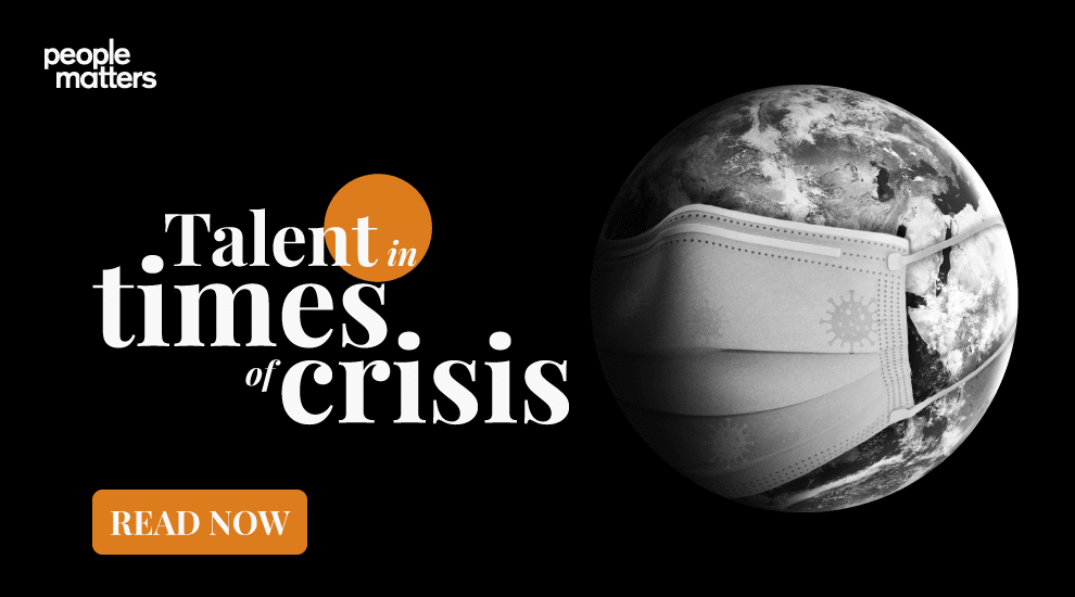 Talent in times of crisis   People Matters