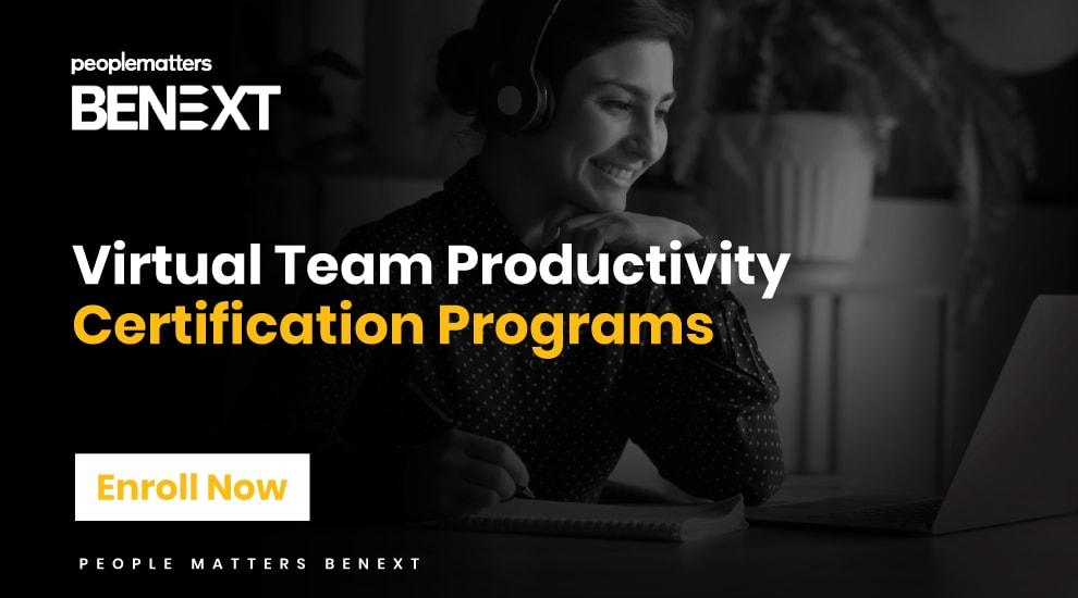 Virtual Team Productivity Certification Programs | Download Brochure