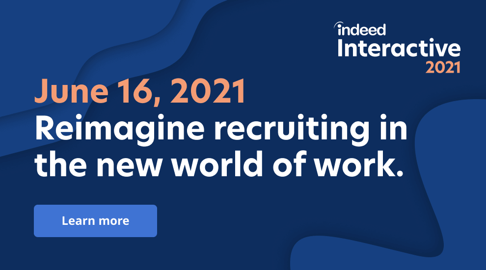 Hire Potential: Reimagine recruiting in the new world of work | Register now