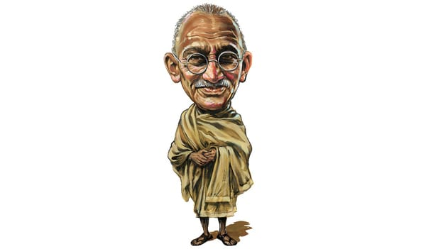 Top Value Auto >> Article: One man who inspired the world - Mahatma Gandhi & his leadership value — People Matters