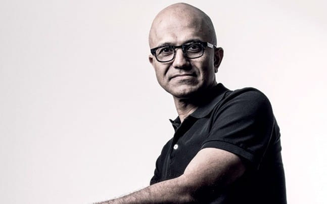 6 quotes from Satya Nadella's first book: Hit Refresh