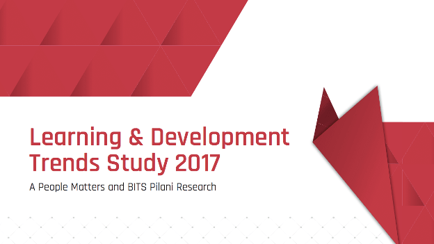 Learning & Development Trends: A People Matters and BITS Pilani study