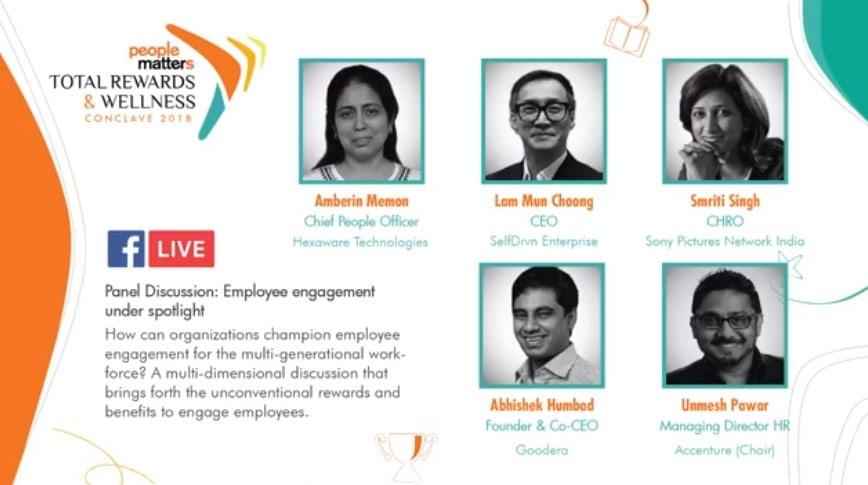 How organizations can champion employee engagement?