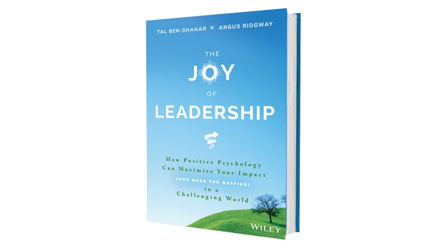 Book review: The joy of leadership