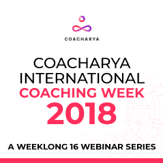 Coacharya International Coaching Week 2018