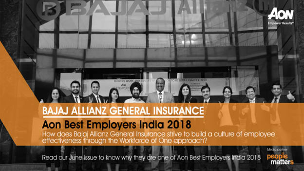 How is Bajaj Allianz leveraging people and technology for excellence
