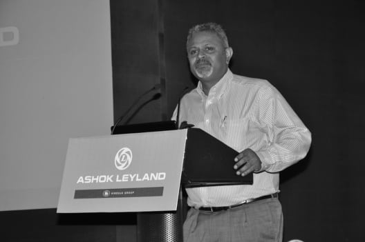 N.V Balachandar on Ashok Leyland's talent retention strategies