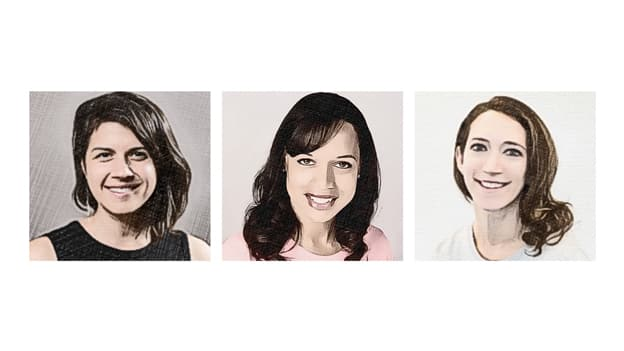 Meet the three young women of the new Tech Era