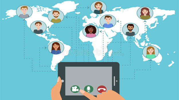 How conversational interfaces help a disbursed workforce to connect and collaborate
