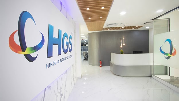 news  hinduja global solutions opens first customer
