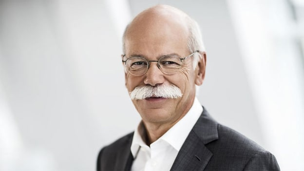 News: Mercedes Benz's parent company Daimler appoints its ...