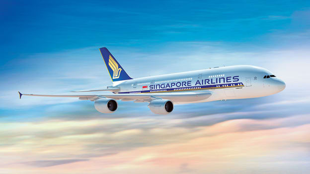 News: Singapore Airlines makes it to Times' top 50