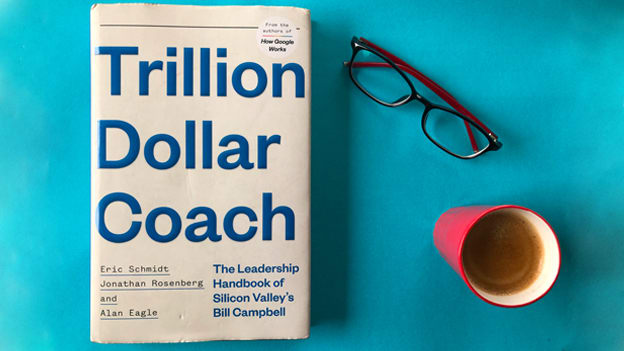 Article: Book Review: The Trillion Dollar Coach — People Matters