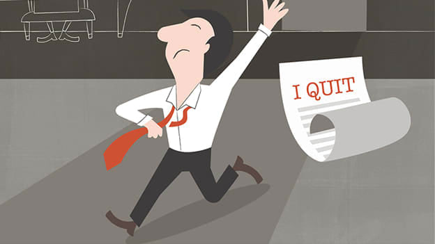 Blog: The myths around quitting your job — People Matters