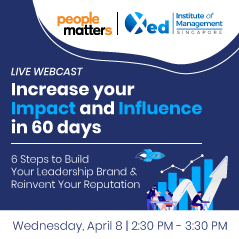 Increase your Impact and Influence in 60 days