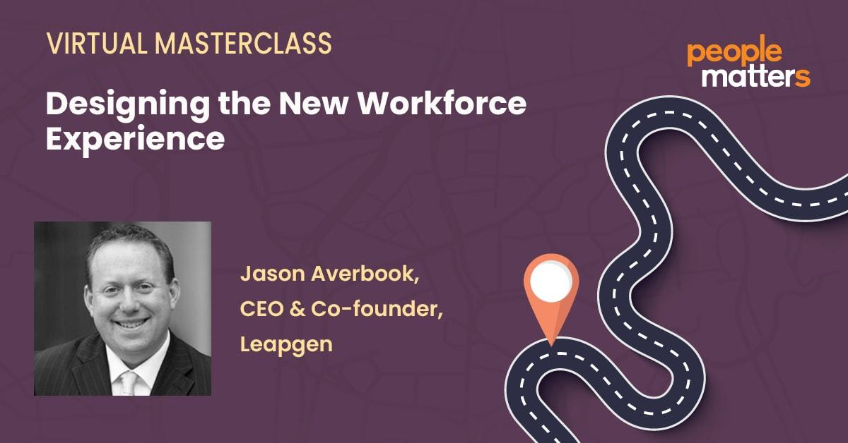 People Matters Masterclass with Jason Averbook