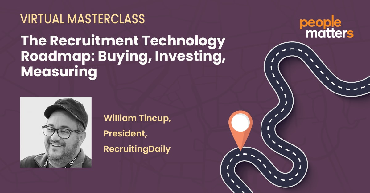 PM Masterclass on recruitment technology roadmap