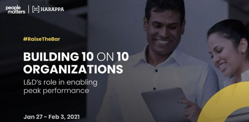 Video: Building  10 on 10 Organizations