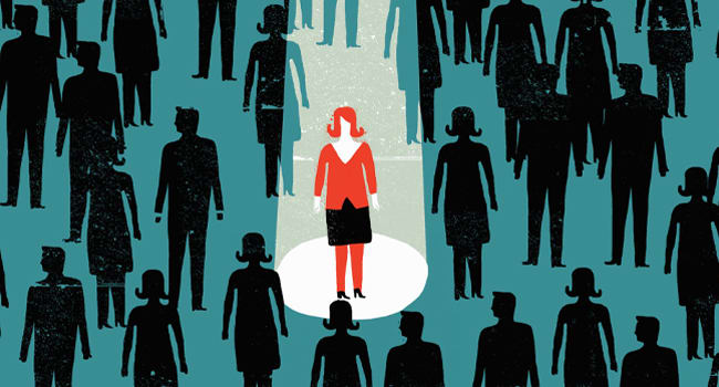 Making yourself stand out in the job market!