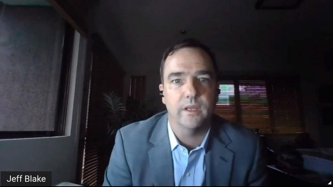 Jeff Blake on hiring skills and talent retention