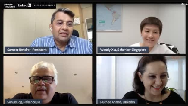 Panel Session: OneHR: Evolving Hybrid Workforce