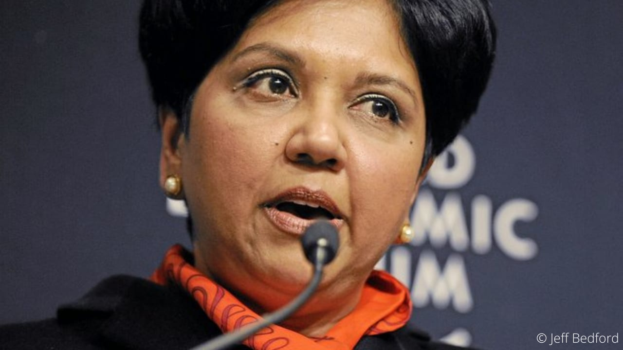 Indra Nooyi: Asking for a raise is 'cringeworthy'