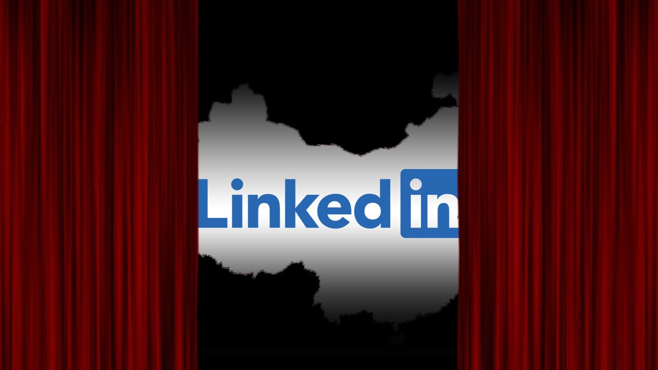LinkedIn to close its China platform