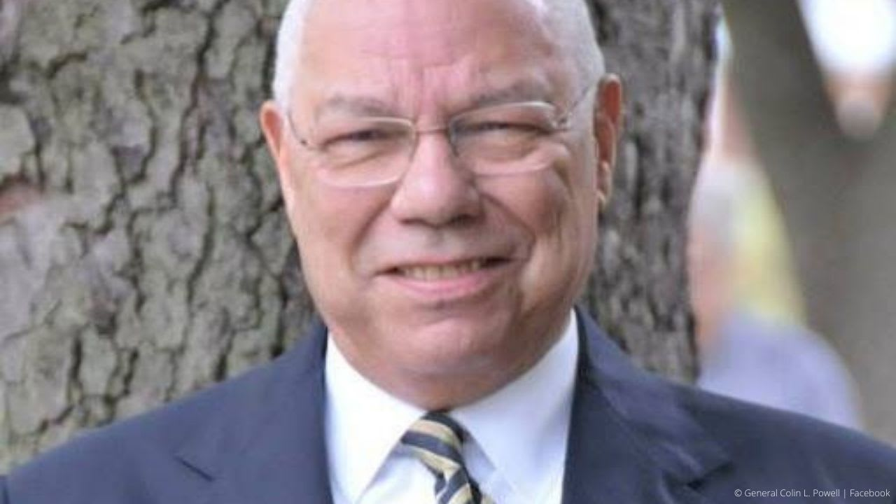 Colin Powell dies of COVID-19 complications