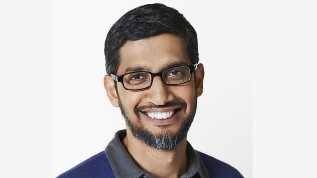 Google CEO Sundar Pichai on hybrid work success