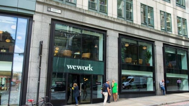 WeWork finally goes public after 2 years of drama