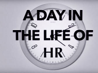 A day in the life of HR