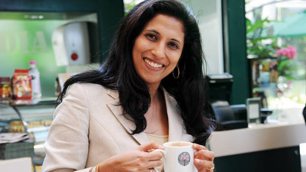 Leena Nair becomes Unilever's Chief Human Resource Officer